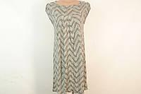 Женское трикотажное платье-туника размер 50/52  (14)