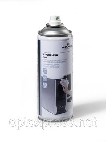 SUPERCLEAN пена для чистки оргтехники DURABLE 5739