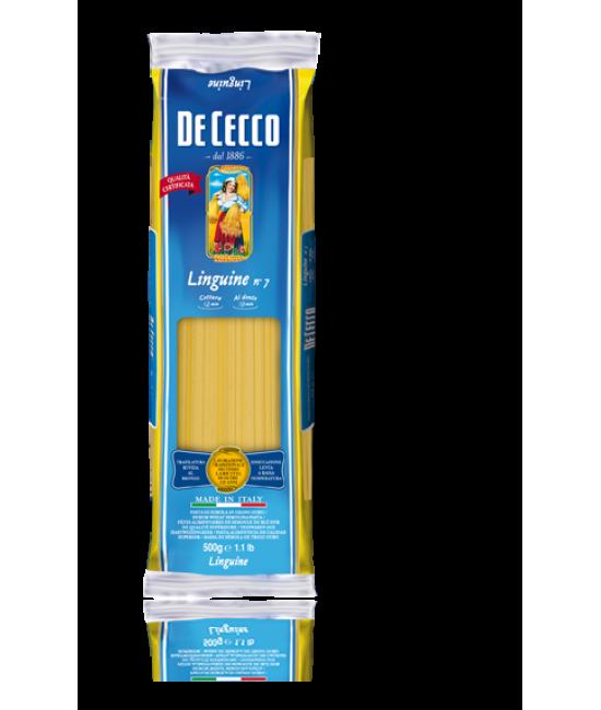 Спагетти De Cecco Linguine №7 500гр