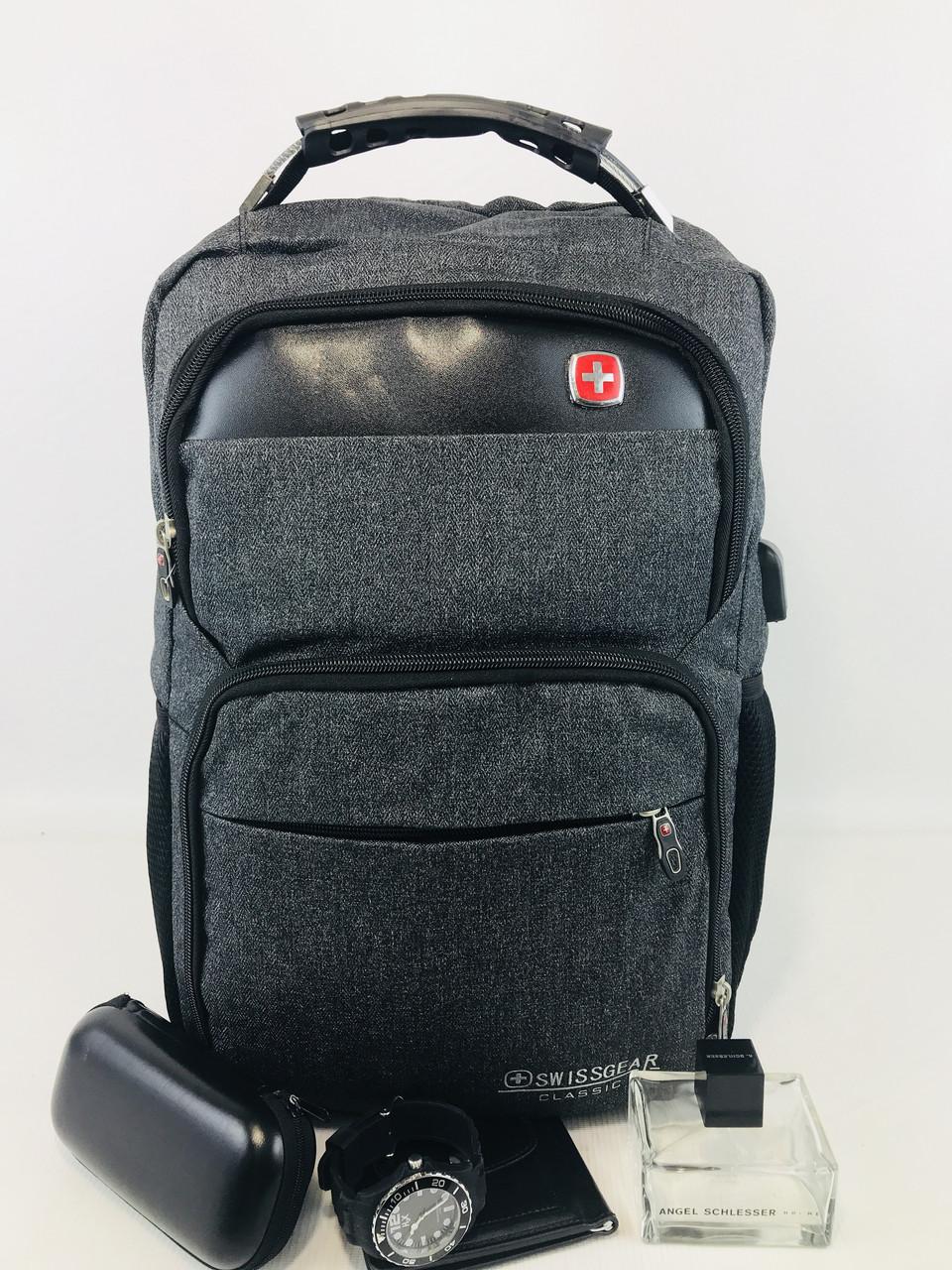"""a726357790a7 Рюкзак для ноутбука """"Swiss Gear 9377"""" - Интернет магазин рюкзаков и сумок  STREET BAGS"""