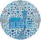 "Ручка-кисточка капиллярная Faber - Castell PITT® ARTIST PEN ""BRUSH"" №148 ледово-синий, 167448, фото 5"