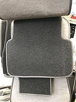 Коврики салона текстильные Volkswagen Transporter пер (90-) (Фольксваген Транспортер) (4 шт)