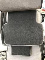 Коврики салона текстильные Citroen Berlingo (08-) (Ситроен Берлинго) (2 шт) передние