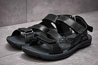 Сандалии мужские Levi's Summer, черные (13571) размеры в наличии ► [  41 (последняя пара)  ] (реплика), фото 1