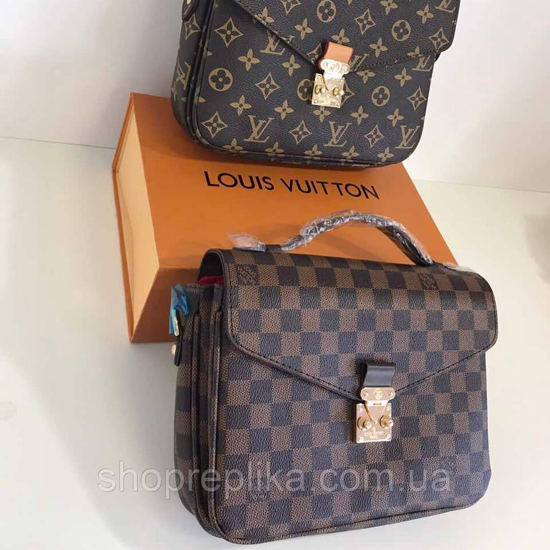 Женския сумка Louis Vuitton Луи Виттон копия сумка луи виттон, фото 1