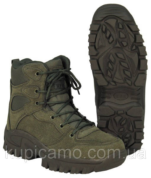 "Ботинки ""MFH"" ""Commando"" Германия олива"