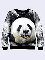 Свитшот Панда гранж