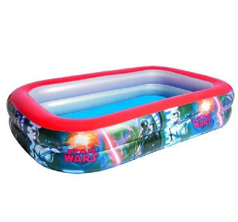 Детский надувной бассейн Bestway (91207) 262-175-51 см