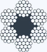Канат 5,1мм ГОСТ 2688-80 стальной Оц