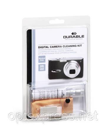 Комплект для чистки цифровых камер DURABLE 5861