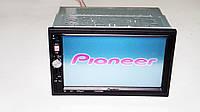 Автомагнитола 2din Pioneer 7022 CRBG GPS (IGO) - Bluetooth + Пульт на Руль, фото 1