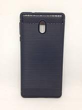 Чехол Nokia 3 Dark Blue