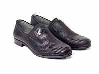 Туфлі Etor 5891-51046-3 39 чорні, фото 1