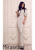 Длинное платье лю303, фото 1