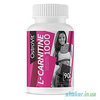 OstroVit L-Carnitine 1000 (100 таб) островит л карнитин