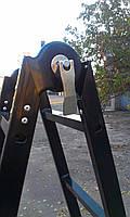 Стальная телескопическая лестница 4х4, фото 6