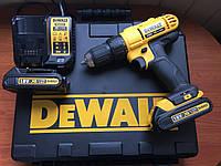 Акумуляторний шуруповерт DeWalt DCD771C2 18V 1.5Ah, фото 1