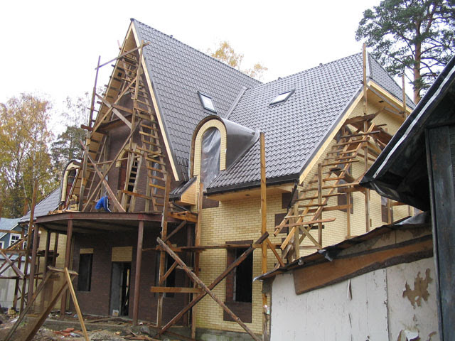 Реконструкция здания под ключ Павлоград