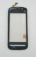 Сенсорный экран Nokia 5230 high copy черный, фото 1