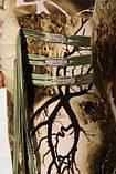 Сукня облягає по фігурі, масло тканина зеленого кольору, фото 3