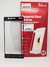 Защитное стекло Nokia 3 Black