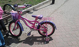 Детский двухколесный велосипед Kiddy 16дюймов KIDDY CROSSER