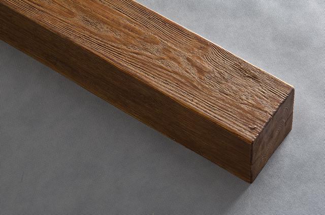 Балка 12х12 коричневая