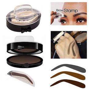 Штампы для бровей 3 Second Brow eyebrow stamp, фото 2
