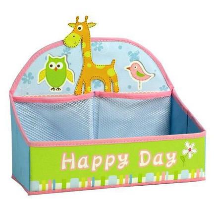 Органайзер Happy day Жираф ( подставка для канцтоваров и мелочей ), фото 2