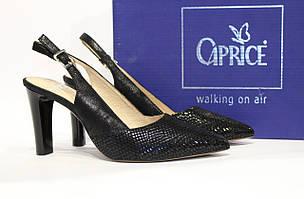 Шикарные кожаные сандалии Caprice, Германия-Оригинал