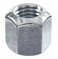 Гайка высокая М14 шестигранная нержавеющая | DIN 6330 ГОСТ 15523-70