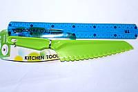 Нож пластиковый для теста