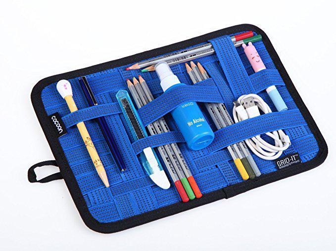 Уникальный планшет из резинок ( органайзер для инструментов, гаджетов, мелочей )