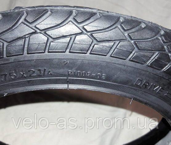 Покрышка на коляску Wanda  12 1/2х1,75х2 1/4 P1009