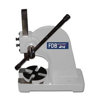 Пресс FDB Maschinen PR-3, фото 2