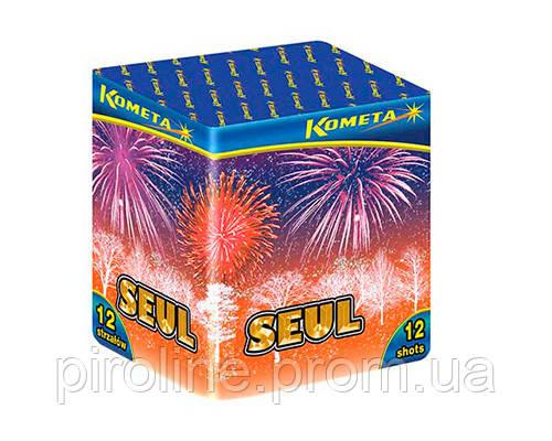 Салютная установка Seul 12 выстрелов