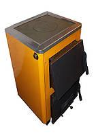 КОТВ-10П Твердотопливный котел с плитой, фото 1