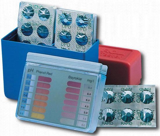 Тестер для измерения концентрации активного кислорода и уровня pH в воде, фото 2