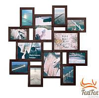 """Фотоколлаж на 12 фотографий """" Мега путешествие """""""