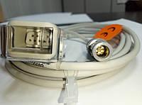 Переходник для датчика сатурации в мониторы  MEC-1000, PM-7000, PM-8000, PM-9000 (Mindray)