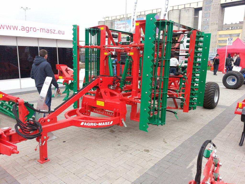 Компактомат 3 м або 4 м європак AGRO-MASZ AUC