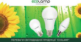 Светодиодные лампы, LED