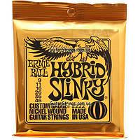 Струны Ernie Ball 2222 Hybrid Slinky 9-46, фото 1