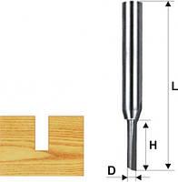 Фреза пазовая прямая ПРОФ ф3х6мм хв.8мм, фото 1