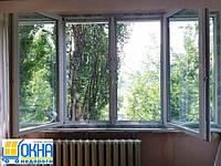 5 кращих варіантів засклити балкон у Києві