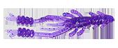 "Kalipso Ring Krill 2"" Plum Violet 205 (10шт.)"