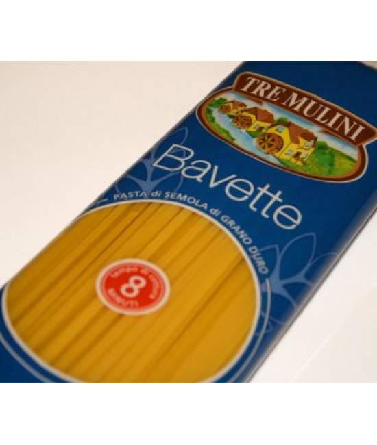 Спагетти Tre Mulini bavette 500гр