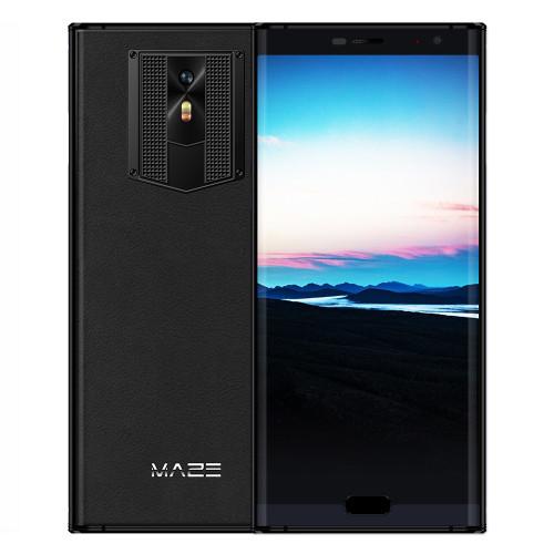 Смартфон Maze Comet Black 4G 4000mAh 8/13MP 4/64Gb новые