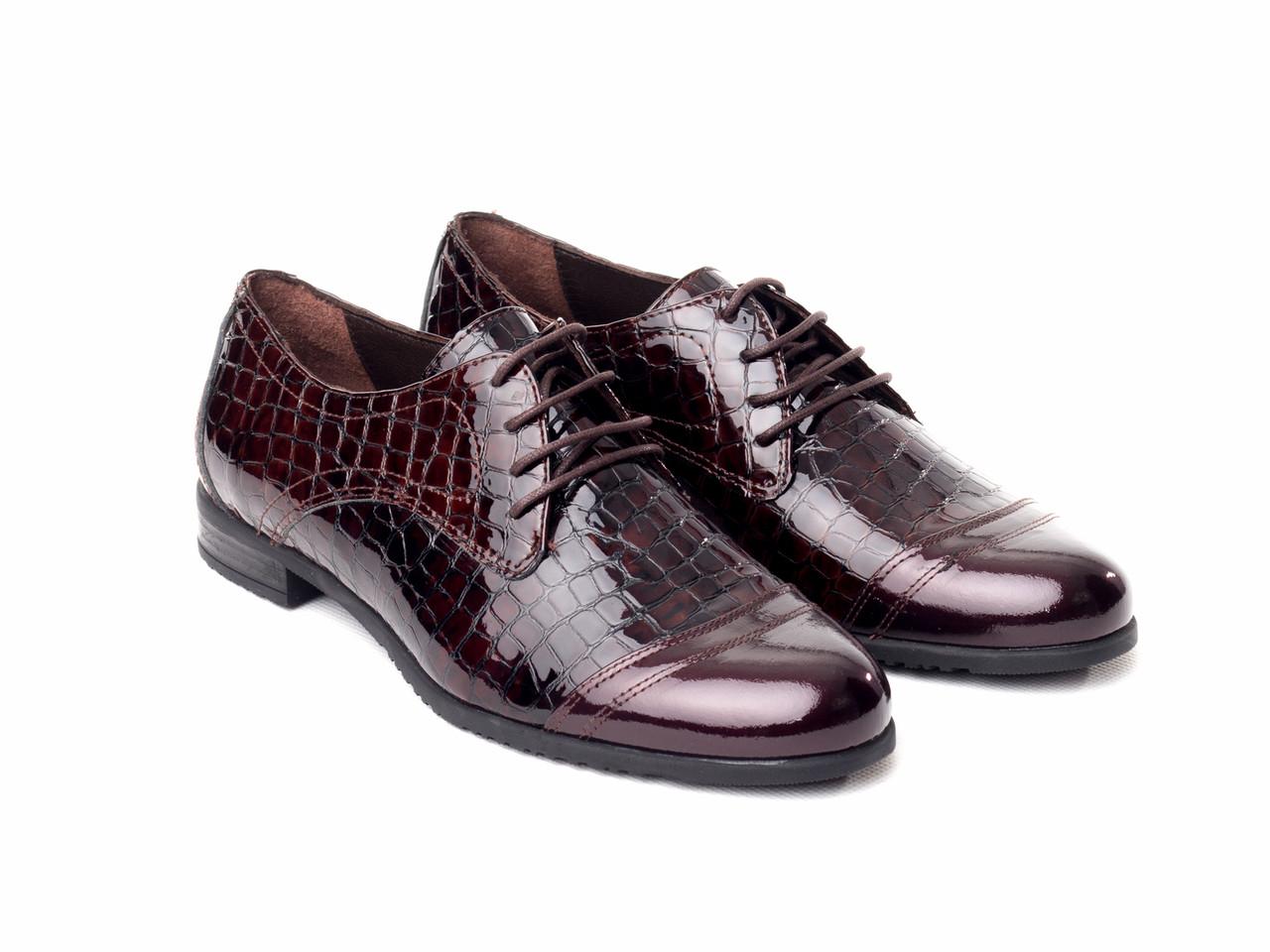 Туфли Etor 5443-51046-19 36 коричневые