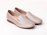 Мокасины Etor 2609-3010-5 38 розовые, фото 1